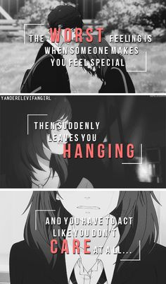 Wanna know about your favorite anime quotes? :D PM me what anime you lile, So I can get those love quotes! Sad Anime Quotes, Manga Quotes, Relife Anime, Anime Love, Otaku Anime, Doki Doki Anime, Blue Springs Ride, Anime Triste, Under Your Spell