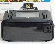 HP Photosmart A627 Compact Photo Printer