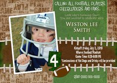 Soon to be Drew's Birthday Party invites...now to plan the party