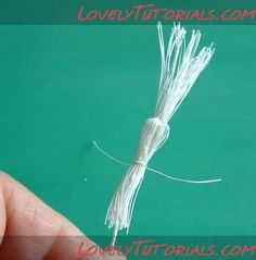 how to make your own stamens