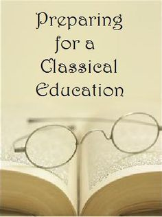 Homegrown Learners - Home - Preparing for a ClassicalEducation - ways we can start training the little ones for learning the classical style.