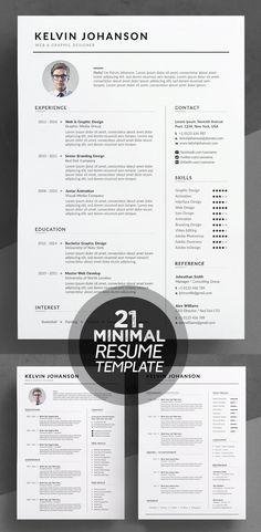 Resume / CV - KJ