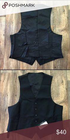 Ralph Lauren black wool vest 42 Ralph Lauren black wool vest 42 new wt Ralph Lauren Jackets & Coats Vests