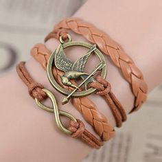 the hunger games bracelet