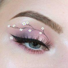 best magic eye makeup ideas for 2019 - # for . - beauty - Augen Make Up Cute Makeup Looks, Makeup Eye Looks, Eye Makeup Art, Colorful Eye Makeup, Beautiful Eye Makeup, Makeup Kit, Eyeshadow Makeup, Makeup Ideas, Makeup Inspo