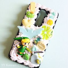 Decoden Phone Cases and Accessories by YYKawaii on Etsy  Legends of zelda  Link  $30 usd