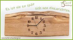 Es ist nie zu spät sich neu einzurichten. Bamboo Cutting Board