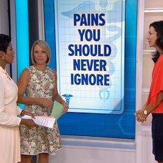 5 body pains you should never ignore