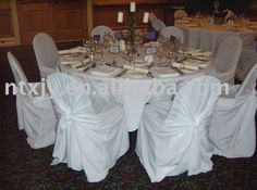 chair covers for weddings | wedding chair cover-in Chair Cover from Home  Garden on Aliexpress ...