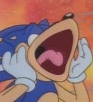 Awkward Sonic Photos