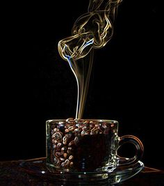 Aroma... Love in a cup..... #coffee