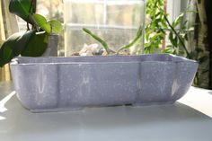 Beautiful pristine condition HULL planter by BellaMommaCollection, $12.00