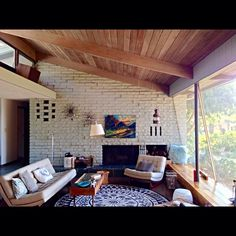 #ranchopalosverdes #MidCenturyModern #midmod we love making new discoveries.