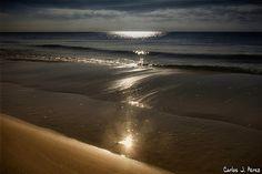 Calblanque Natural Park in Covaticas, Murcia, Spain ~ photographer Carlos José Pérez  #sea #ocean