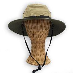 6468858b Wind Haven Wide Brim Fishing Sun Hat for Men & Women - UPF 50 & Rainproof Sun  Hat from (Medium) - CO111KXQNQX