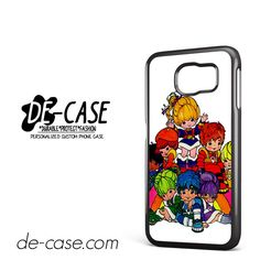 Rainbow Brite DEAL-9115 Samsung Phonecase Cover For Samsung Galaxy S6 / S6 Edge / S6 Edge Plus