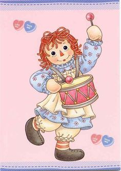 Glitter Graphics Raggedy Ann And Andy | Raggedy Ann and Andy ...
