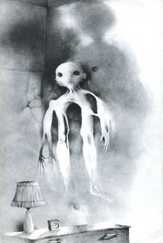 These were all done by Stephen Gammell