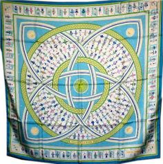 "Donner la Main (from <a href=""http://piwigo.hermesscarf.com/picture?/2629/category/Home"">HSCI Hermes Scarf Photo Catalogue</a>)"