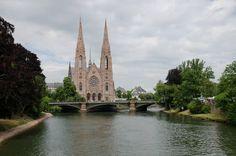 Église Saint Paul de Strasbourg by Jean Nicolet on 500px