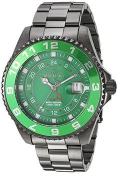 Swiss Precimax SP12063 Reloj para hombres, correa de acero