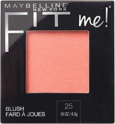 Maybelline Fit Me Blush #foundation #eyeshadow #eyemakeup #eyeliner #eyebrows #lipstick #conceller #highlights #gigi #cosmeticos #newarrivals #accessories