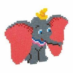 Dumbo hama beads