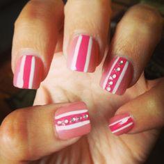 Lovee my new nail art!!