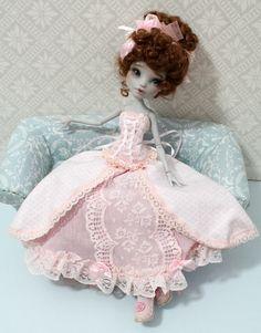 OOAK Custom Monster High Repaint by Momo Dolls Mariannette   eBay