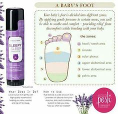These skin sticks are made with all natural ingredients and essential oils to naturally sooth baby and help them relax.