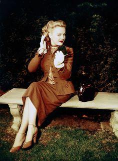 June Haver c. 1940s