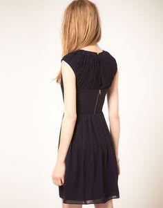 Ted Baker Silk Bodice dress