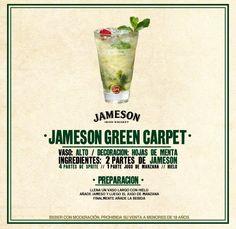 Jameson Green Carpet