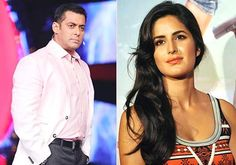 Salman Khan supporting Katrina Bang Bang