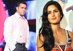 Salman Khan supporting Katrina Bang Bang