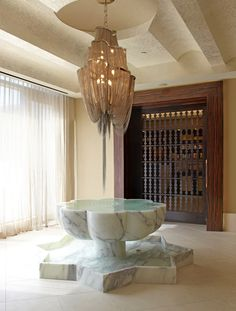Here's the entrance to the Spa at Trump SoHo - a hidden New York City oasis.