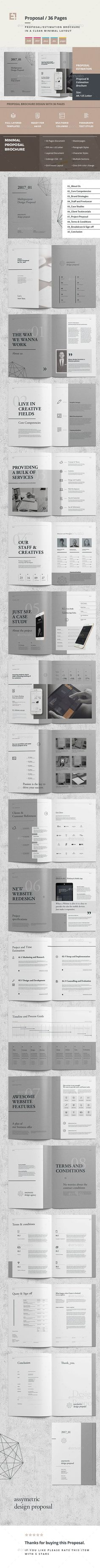 Product Sales Proposal Template 9 Best Business Proposal Ideas Images On Pinterest  Graph Design .