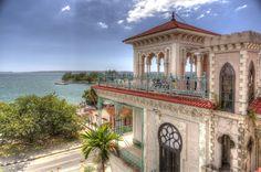 Palacio de Valle, Cienfuegos, Cuba | Flickr - Photo Sharing!
