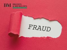 The legal definition of fraud is any activity to gain money or property by deceiving, misleading, or making false statements to another person.
