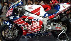 Castrol Honda VTR SP2