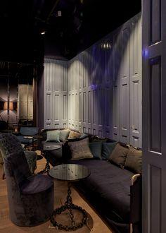 Boilerman Bar at 25hours Hotel Hamburg Altes Hafenamt, Hamburg, 2016 - Dreimeta Armin Fischer