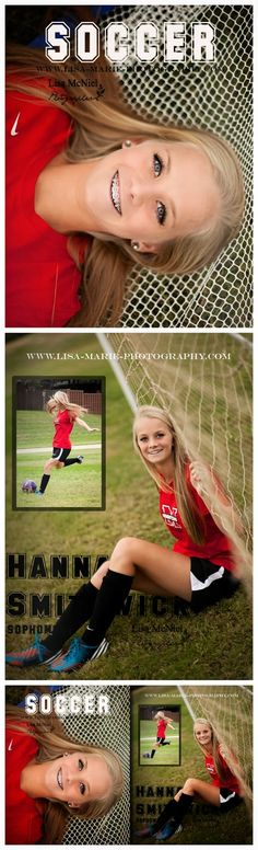 Soccer senior click the pic for photography inspiration for sports and activities for high school picture ideas, #Portraits #Seniorpictures #Soccer www.Lisa-Marie-Photography.com
