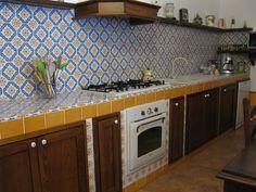 Gallery of idee piastrelle cucina moderna ceramica rivestimento