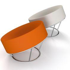 ferlea pop chair 3d max - Ferlea Pop chairs... by archstyle