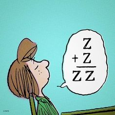 Mondays with Peppermint Patty