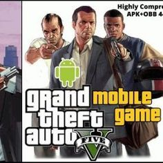 GTA 5 APK - Grand Theft Auto V Mobile Highly Compressed Download Game Gta 5 Online, Gta 5 Mobile, Play Gta 5, Gta 5 Games, Grand Theft Auto Games, Video Game Logic, Video Games, Trevor Philips, Fallout New Vegas