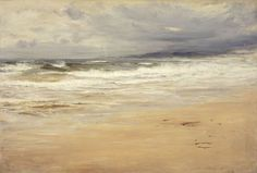 Coast: Scottish seas by William McTaggart