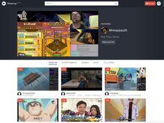 Streamup, créer son propre streaming vidéo en ligne gratuitement