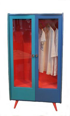 Painted Wardrobe by Like That One