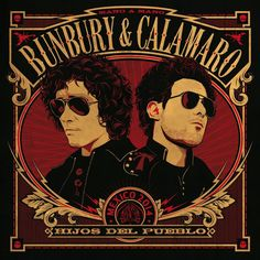 Bunbury & Calamaro - Hijos Del Pueblo [New Vinyl] Bonus CD, Spain - Import Vinyl Lp, Vinyl Records, Rock Roll, Mtv, Music Flyer, Cool Things To Buy, Stuff To Buy, Music Albums, Apple Music